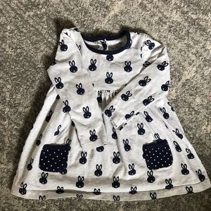Little Me pocket swing dress or top